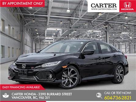 2019 Honda Civic Si Base (Stk: 3K07530) in Vancouver - Image 1 of 25