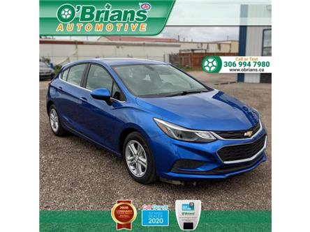 2017 Chevrolet Cruze Hatch LT Auto (Stk: 13537A) in Saskatoon - Image 1 of 22
