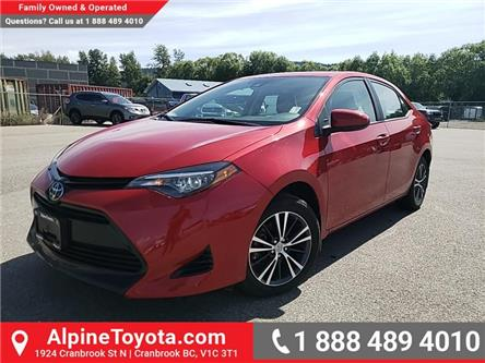 2018 Toyota Corolla LE (Stk: C088676M) in Cranbrook - Image 1 of 23