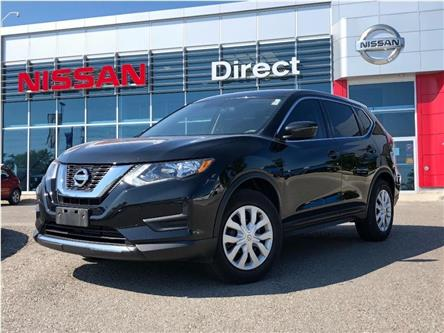 2017 Nissan Rogue S (Stk: N4280A) in Mississauga - Image 1 of 17