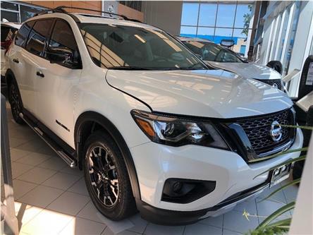 2019 Nissan Pathfinder SL (Stk: 647419) in Mississauga - Image 1 of 20