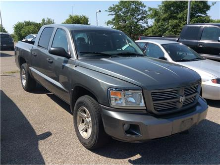 2011 RAM Dakota 4WD Crew Cab SXT (Stk: B7705A) in Ajax - Image 1 of 4
