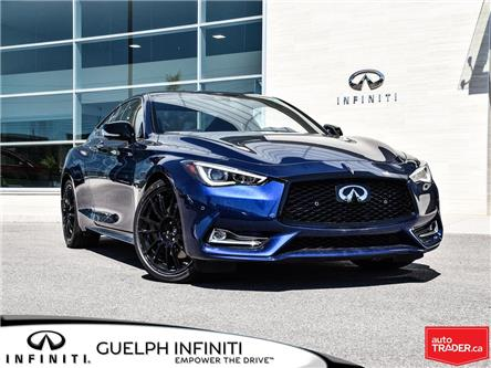 2019 Infiniti Q60 3.0t I-LINE RED SPORT (Stk: I6963) in Guelph - Image 1 of 25
