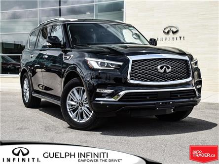 2019 Infiniti QX80 LUXE 8 Passenger (Stk: I6806) in Guelph - Image 1 of 24