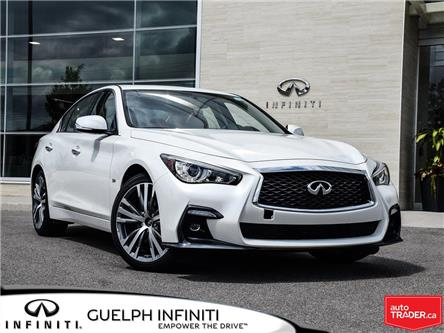 2019 Infiniti Q50 3.0t Signature Edition (Stk: I7016) in Guelph - Image 1 of 23