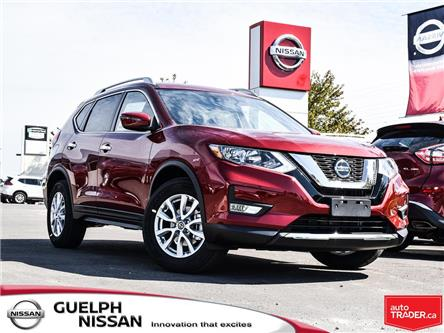 2020 Nissan Rogue SV (Stk: N20331) in Guelph - Image 1 of 24