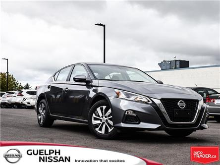 2020 Nissan Altima 2.5 S (Stk: N20327) in Guelph - Image 1 of 24