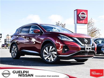 2020 Nissan Murano SL (Stk: N20360) in Guelph - Image 1 of 28