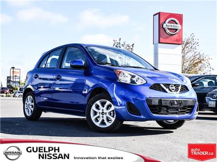 2019 Nissan Micra  (Stk: N20374) in Guelph - Image 1 of 24