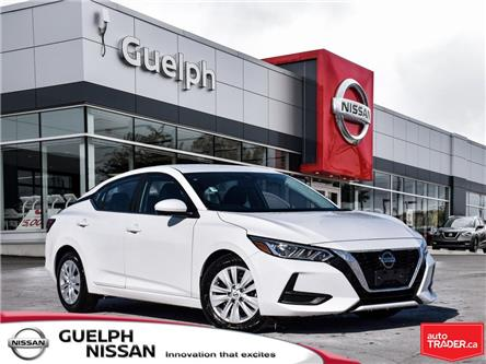 2020 Nissan Sentra  (Stk: N20577) in Guelph - Image 1 of 22