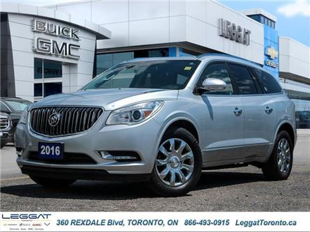 2016 Buick Enclave Leather (Stk: T11712) in Etobicoke - Image 1 of 29