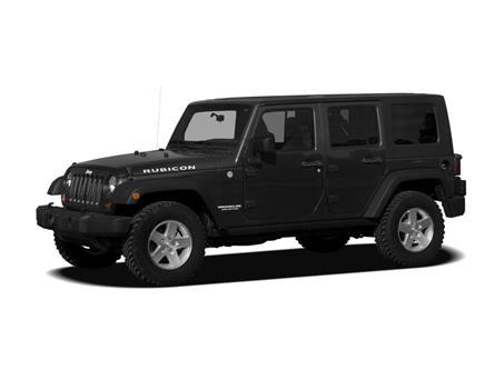 2008 Jeep Wrangler Unlimited Sahara (Stk: SC0171) in Sechelt - Image 1 of 2