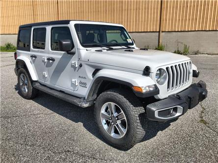 2020 Jeep Wrangler Unlimited Sahara (Stk: 2650) in Windsor - Image 1 of 13
