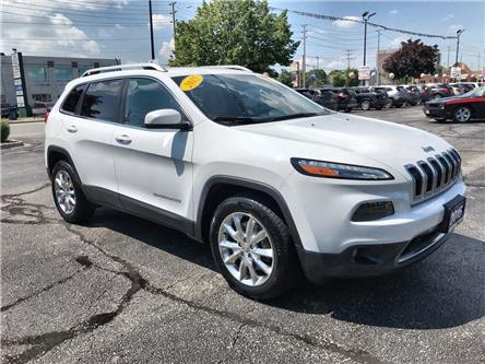 2015 Jeep Cherokee Limited (Stk: 2625A) in Windsor - Image 1 of 13
