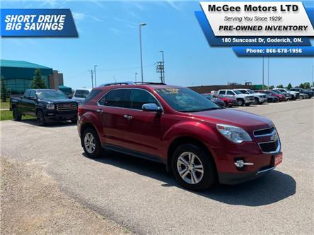 2012 Chevrolet Equinox LTZ (Stk: 394280) in Goderich - Image 1 of 30
