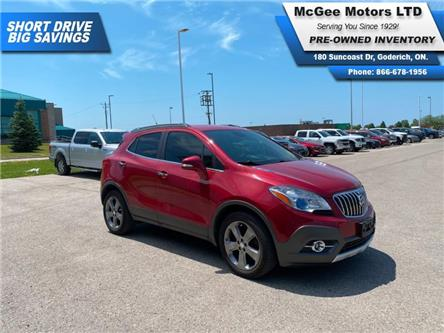 2014 Buick Encore Convenience (Stk: 623651) in Goderich - Image 1 of 26