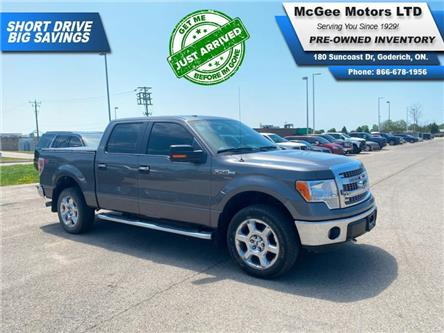 2013 Ford F-150  (Stk: D98645) in Goderich - Image 1 of 28