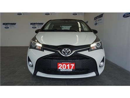 2017 Toyota Yaris SE | HATCHBACK | TOUCHSCREEN | ALLOYS (Stk: P5510) in Brantford - Image 1 of 27