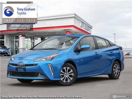 2020 Toyota Prius Technology (Stk: 59486) in Ottawa - Image 1 of 23
