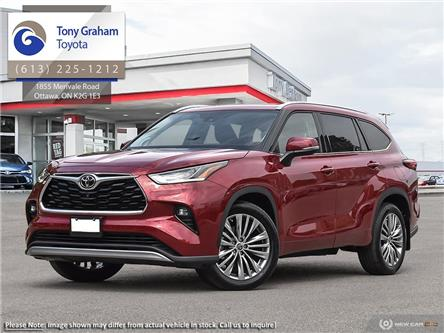 2020 Toyota Highlander Limited (Stk: 59064) in Ottawa - Image 1 of 23