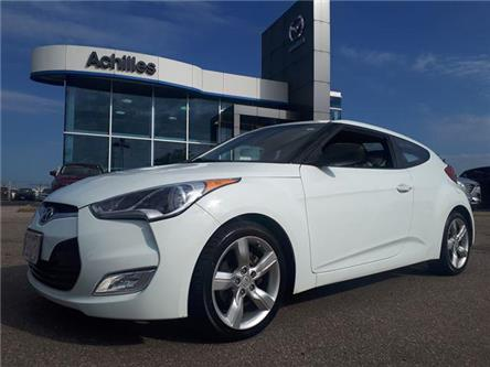 2012 Hyundai Veloster  (Stk: B8014A) in Milton - Image 1 of 15