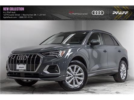 2020 Audi Q3 45 Komfort (Stk: A13207) in Newmarket - Image 1 of 22