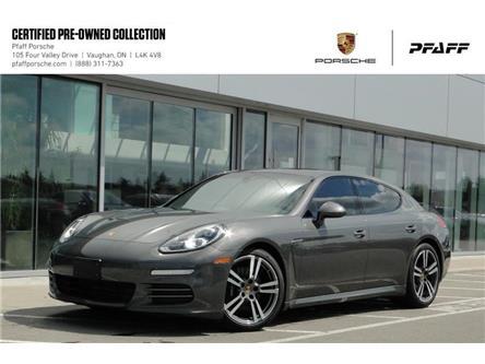 2016 Porsche Panamera 4 Edition (Stk: U8544A) in Vaughan - Image 1 of 21