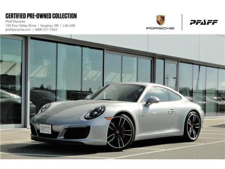 2018 Porsche 911 Carrera S Coupe (991) w/ PDK (Stk: U8415) in Vaughan - Image 1 of 20