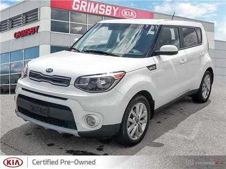 2019 Kia Soul  (Stk: U1802) in Grimsby - Image 1 of 25