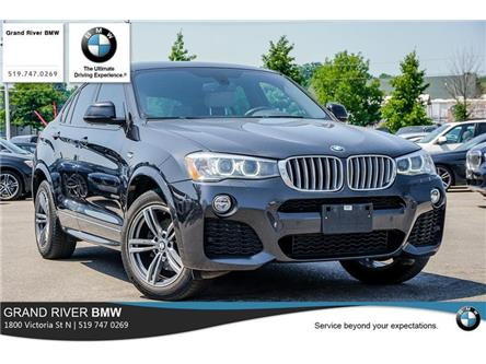 2016 BMW X4 xDrive28i (Stk: 20326A) in Kitchener - Image 1 of 22