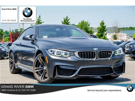 2018 BMW M4 Base (Stk: 20327A) in Kitchener - Image 1 of 22