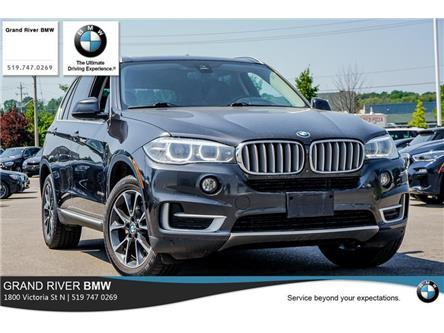 2016 BMW X5 xDrive35i (Stk: 34395A) in Kitchener - Image 1 of 22
