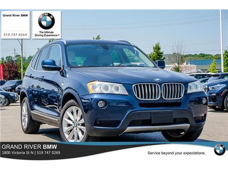 2014 BMW X3 xDrive28i (Stk: 40853A) in Kitchener - Image 1 of 21