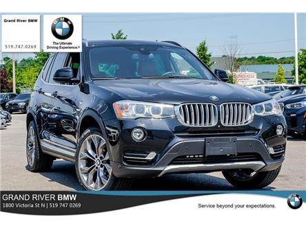 2017 BMW X3 xDrive35i (Stk: PW5348) in Kitchener - Image 1 of 22