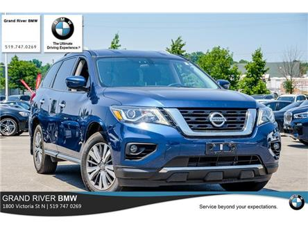 2017 Nissan Pathfinder SV (Stk: PW5411A) in Kitchener - Image 1 of 7