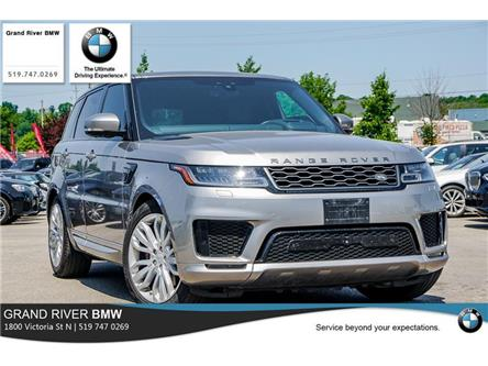 2019 Land Rover Range Rover Sport Supercharged Dynamic (Stk: PW5435) in Kitchener - Image 1 of 22