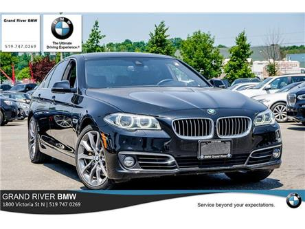 2016 BMW 535d xDrive (Stk: PW5438) in Kitchener - Image 1 of 22