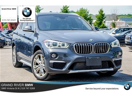 2017 BMW X1 xDrive28i (Stk: PW5444) in Kitchener - Image 1 of 22