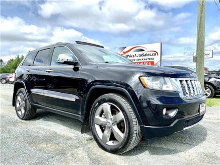 2011 Jeep Grand Cherokee Overland (Stk: A3161) in Miramichi - Image 1 of 30
