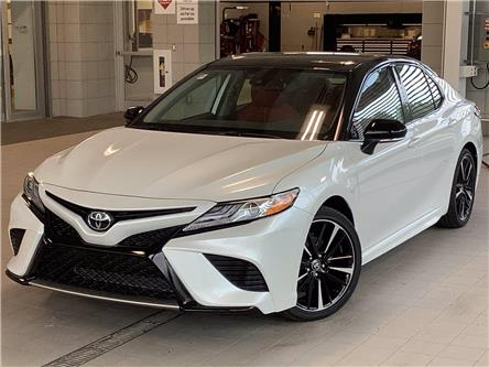2020 Toyota Camry XSE (Stk: 22328) in Kingston - Image 1 of 28