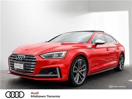 2018 Audi S5 3.0T Technik (Stk: P7971) in Toronto - Image 1 of 22