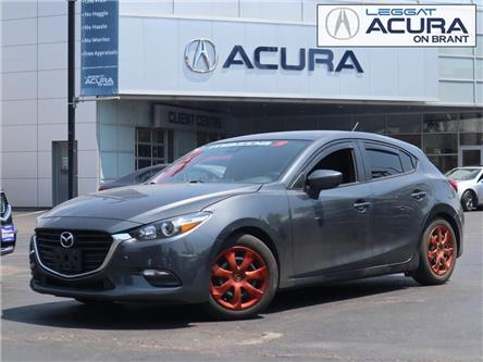 2018 Mazda Mazda3 Sport GX (Stk: 20404B) in Burlington - Image 1 of 3