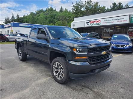 2018 Chevrolet Silverado 1500 LS (Stk: df1784) in Sudbury - Image 1 of 16
