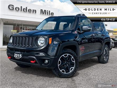 2015 Jeep Renegade Trailhawk (Stk: P5060) in North York - Image 1 of 26