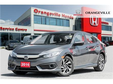 2016 Honda Civic EX (Stk: F20112A) in Orangeville - Image 1 of 20