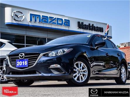2016 Mazda Mazda3 GS (Stk: P1983) in Markham - Image 1 of 24