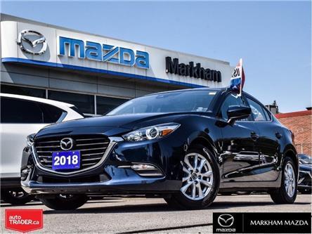 2018 Mazda Mazda3  (Stk: P1987) in Markham - Image 1 of 23
