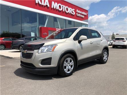 2016 Chevrolet Trax LS (Stk: 20642A) in Gatineau - Image 1 of 21