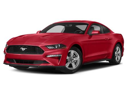 2020 Ford Mustang EcoBoost (Stk: L-1011) in Calgary - Image 1 of 9