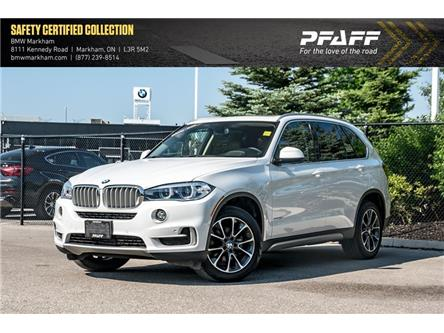 2017 BMW X5 xDrive35i (Stk: D13144) in Markham - Image 1 of 22